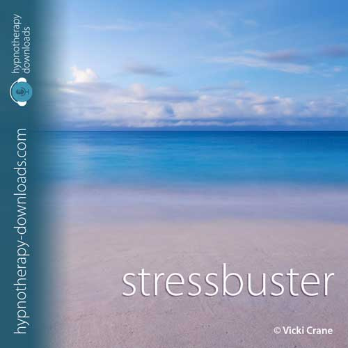 Stressbuster hypnosis download from hypnotherapy-downloads.com